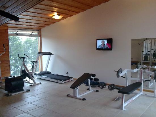 Bahia Montana Resort & Club de Montana: Gym
