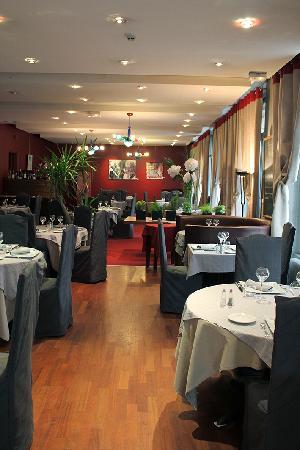 Hôtel Régina : Salle de Restaurant
