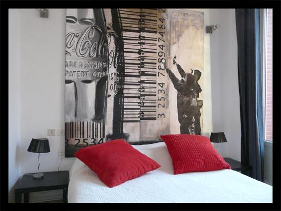 Hôtel Régina : Chambre double