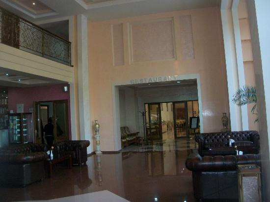 Hotel Dilijan Resort: main hall