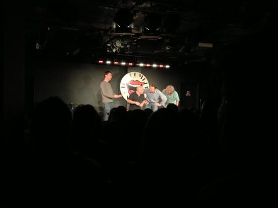 Comedy Store London Piccadilly Circus : Laughing all the time!!