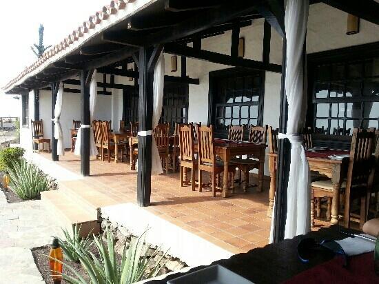 comedor exterior picture of restaurante mirador de