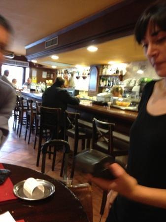 Dehesa Las Encinas: great lunch, quick service!