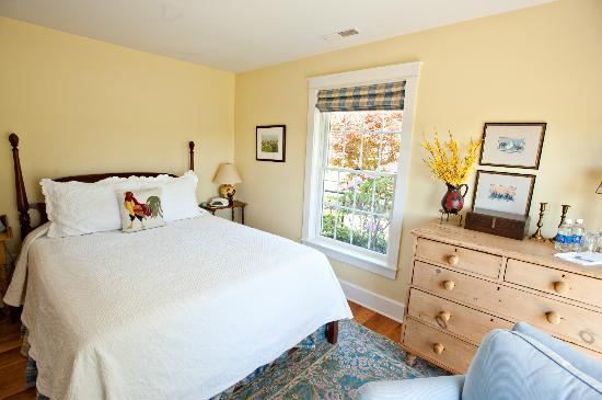 Inn at Old Virginia: Wake up feeling rejuvenated!