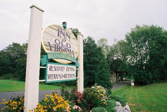 Welcome to the Inn at Old Virginia!