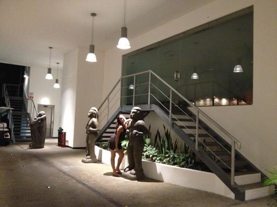 Gaia Hotel & Reserve : desde q llegas esta increible