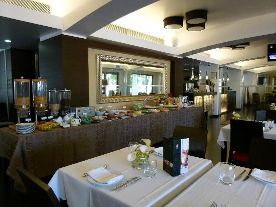 Hotel Mestre Afonso Domingues: Buffet du petit déjeuner