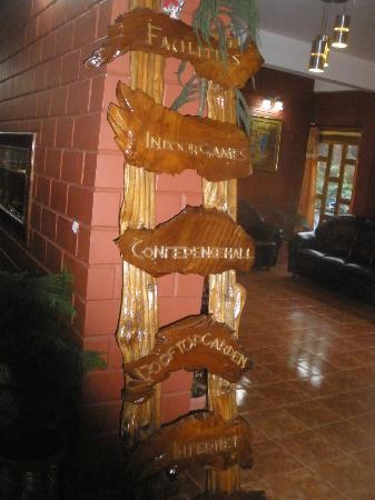 Las Palmas Munnar: Reception