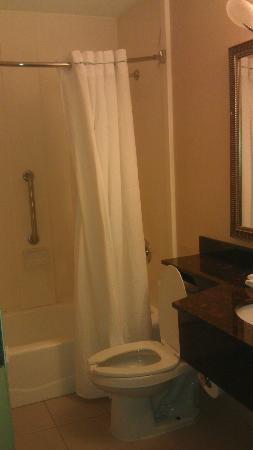 Best Western Long Island City: Baño