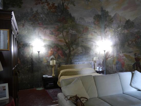 Palazzo Magnani Feroni: Bedroom