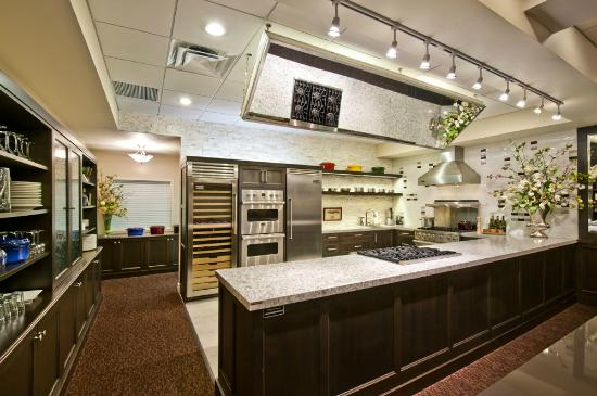 Beautifully designed VIKING demonstration kitchen. - Picture of ...