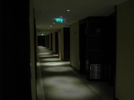 InterContinental Lisbon: Hallway