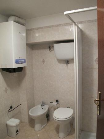 La Residenza dei Cappuccini: Sandalo Bathroom