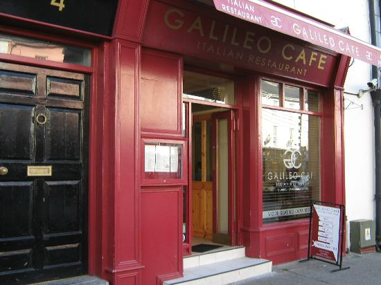 Galileo cafe: Galileo.