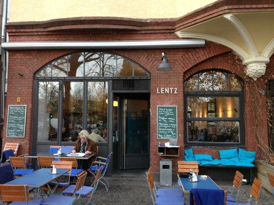 Gasthaus Lentz Berlin Charlottenburg Restaurant