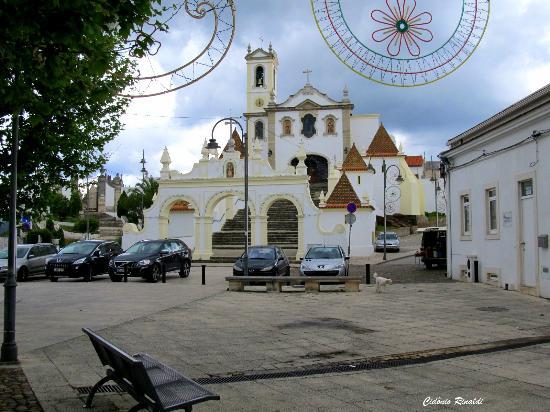 Igreja de Santo Antonio dos Olivais