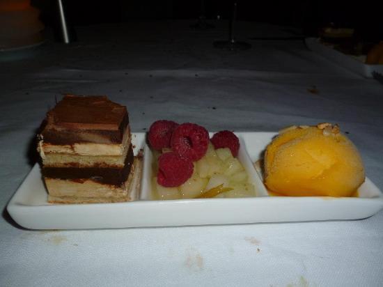 Hacienda Na Xamena: desserts