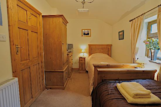The Church Inn: Twin en suite