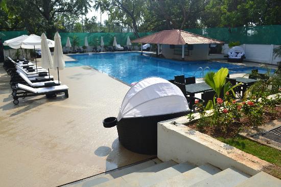 The Royale Assagao: Lovely Pool