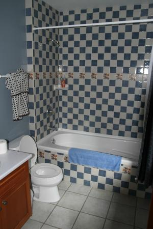 Twiggleberries Bed and Breakfast: Bathroom