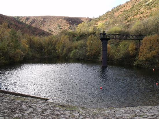 Church Stretton, UK: The Reservoir