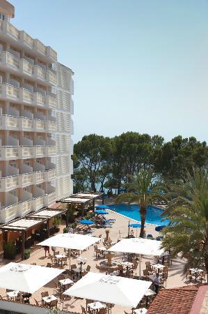 Universal Hotel Lido Park: Vista