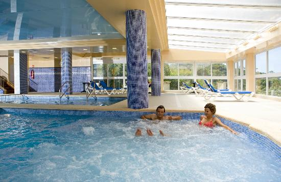 Universal Hotel Lido Park: Piscina interior
