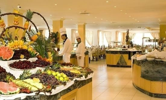 Universal Hotel Lido Park: Comedor