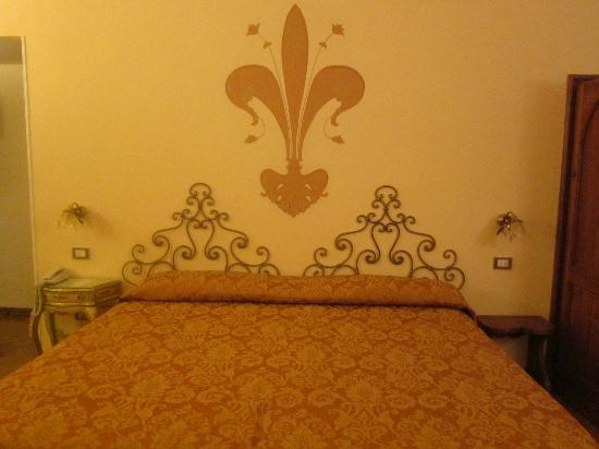 Hotel David: Bedroom