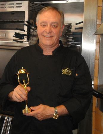 Il Dolce : Chef Pizzaiolo Roberto