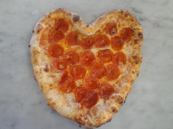 Il Dolce : Pizza Cuore