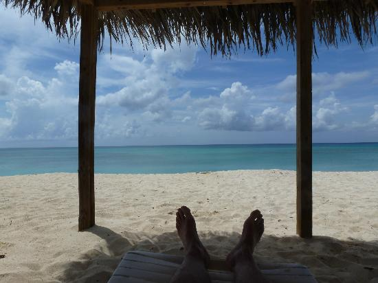 Silver Sands: Excellent Beach