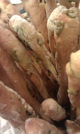 Bizzarrie di Pane: grissini