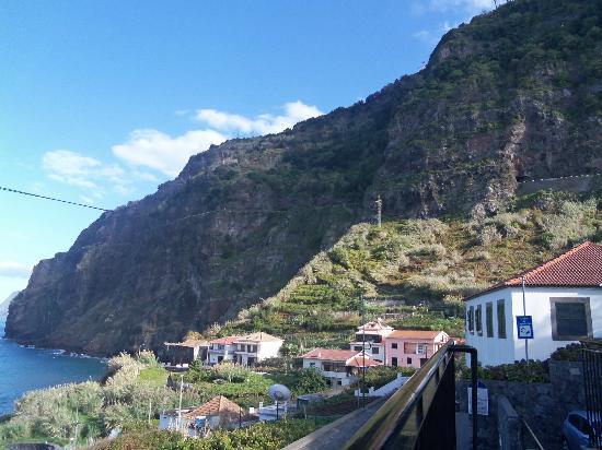 Casa da Capelinha: Vue de la Terrasse de la chambre