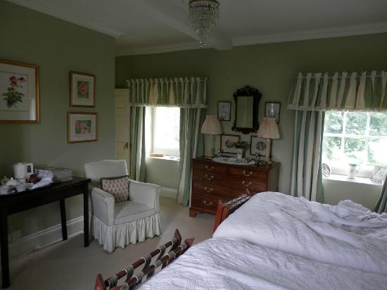 Coach House B&B: Our bedroom.