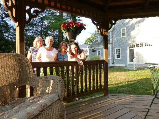 The Centennial House Bed and Breakfast: Perfect for Girlfriend Getaways