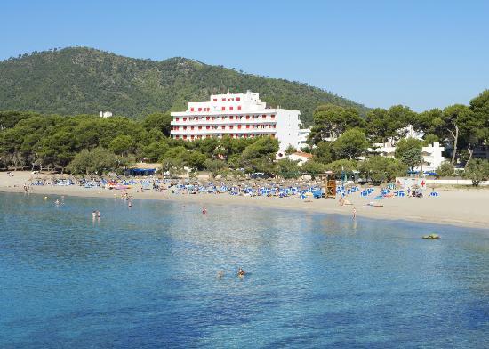 Universal Hotel Laguna: Fachada