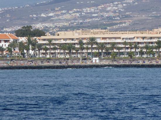 Cleopatra Palace Hotel: View of Cleopatra palace