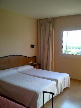 Hotel Air Penedes : Chambre