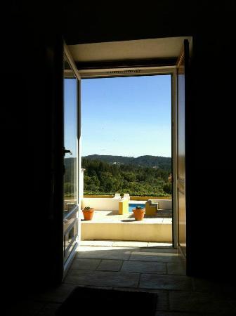 Quinta de Sao Jose dos Montes : Vista do Apartamento