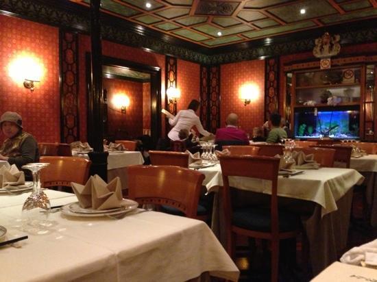 Sala Fumatori Malpensa : La sala non fumatori foto di ristorante shangri la milano