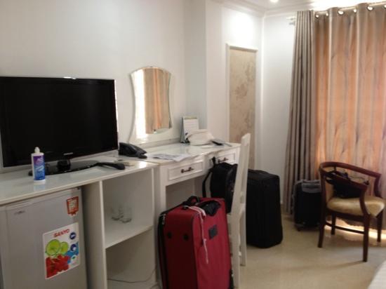 Ono Saigon Hotel: Albus Studio