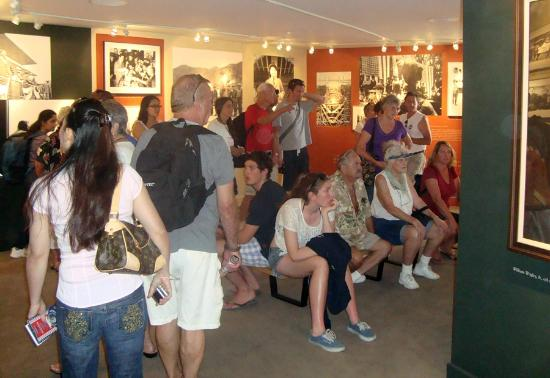 Catalina Island Museum: Special exhibitions galleries