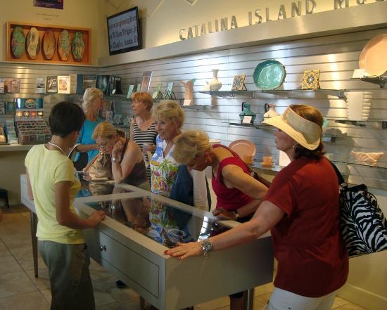 Catalina Island Museum : Museum Store