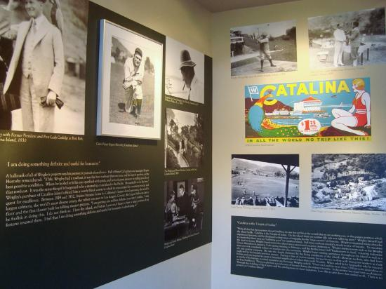 "Catalina Island Museum: ""A Democratic Dream: William Wrigley, Jr. and Catalina Island"" exhibition"