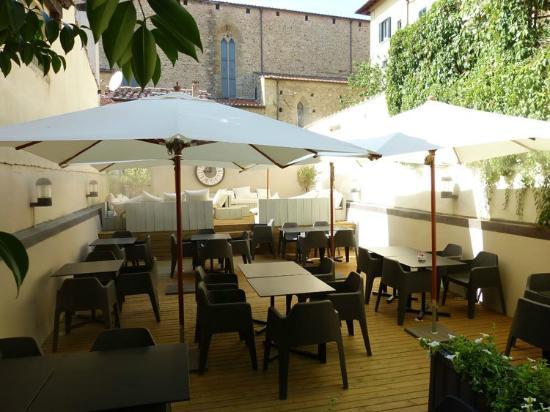 Lovely place to discover - Review of La Terrazza Del Corso, Arezzo ...