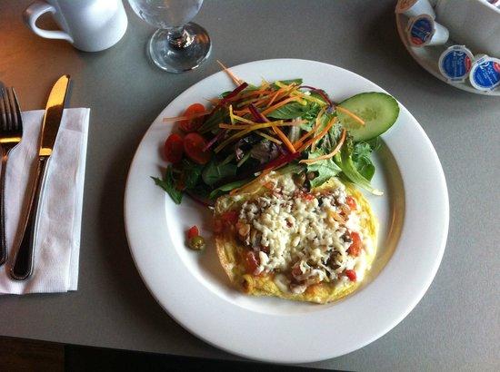Maxwell's Bistro: Frittata espagnola