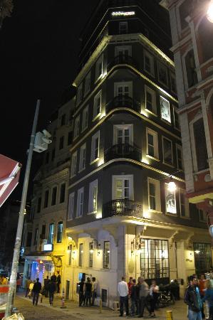 ODDA Hotel: Außenansicht