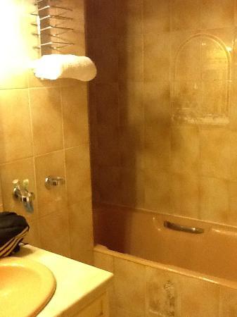 Hotel Bonaparte: Salle de bains