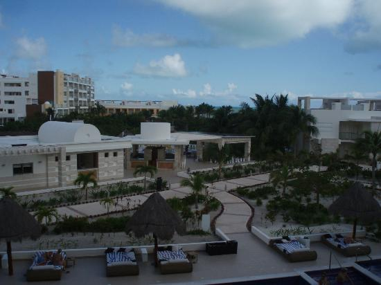 Beloved Playa Mujeres: View from our balcony